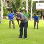 TEAM BUILDING GAMES / OUTBOUND